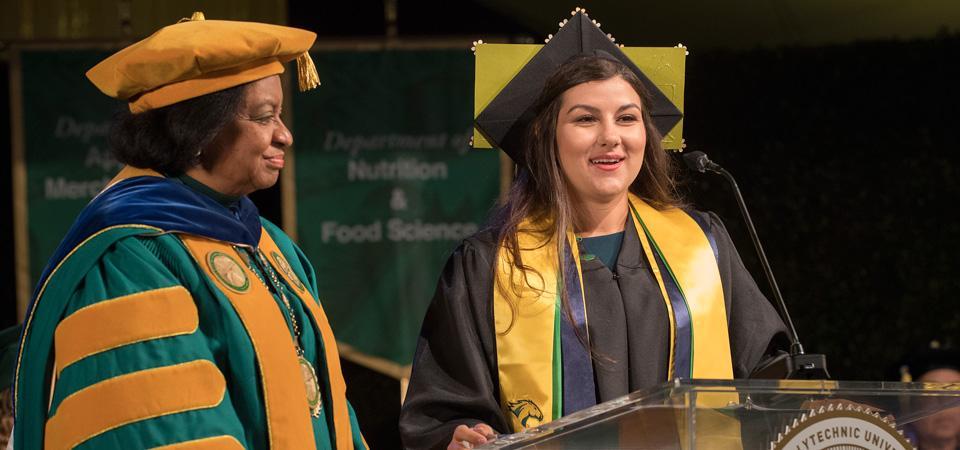 Csula Graduation 2020.Commencement 2020