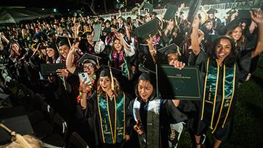 Graduates Celebrate at College of Agriculture Commencement
