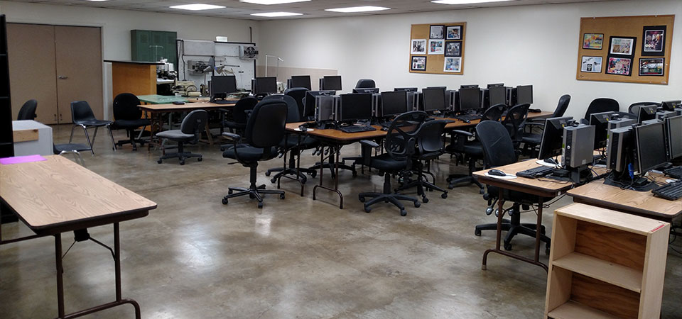 Convert Computer Lab to Smart Classroom