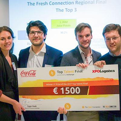 Global Student Challenge Winners