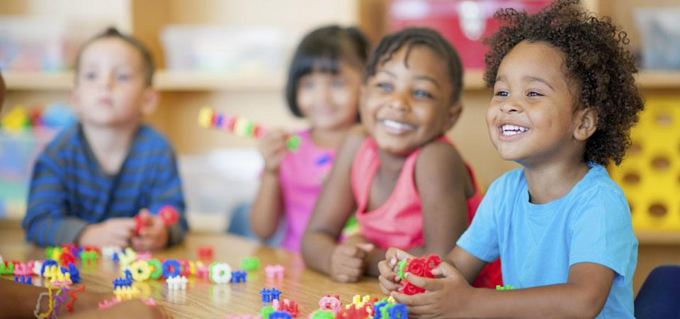 Study High Quality Early Education >> Early Childhood Studies