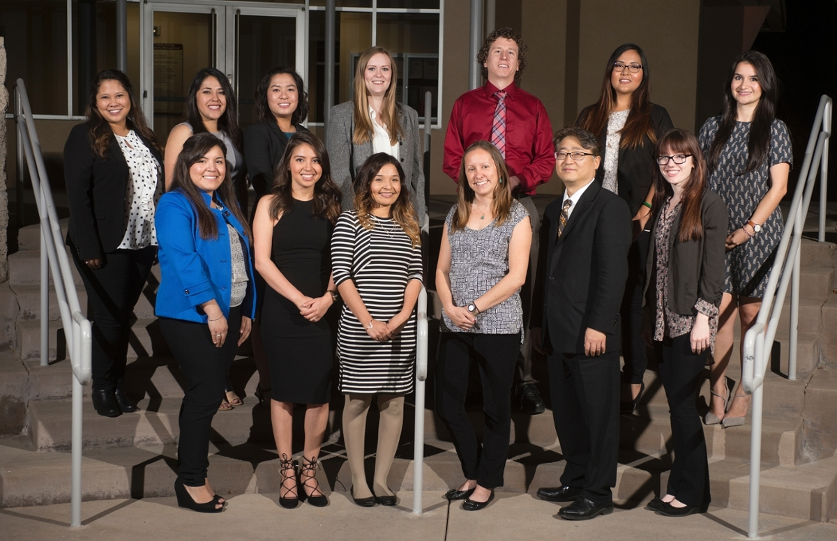 2016 Partners in Education (PIE) Fellows