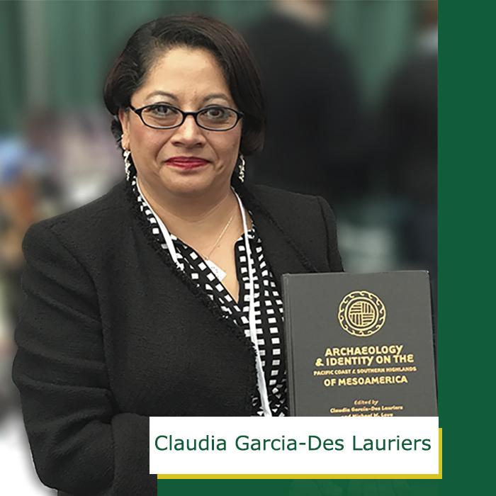 Claudia Garcia-Des Lauriers
