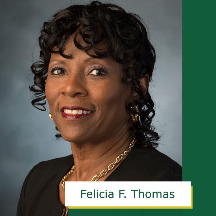 Felicia F. Thomas