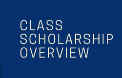 CLASS scholarship overview