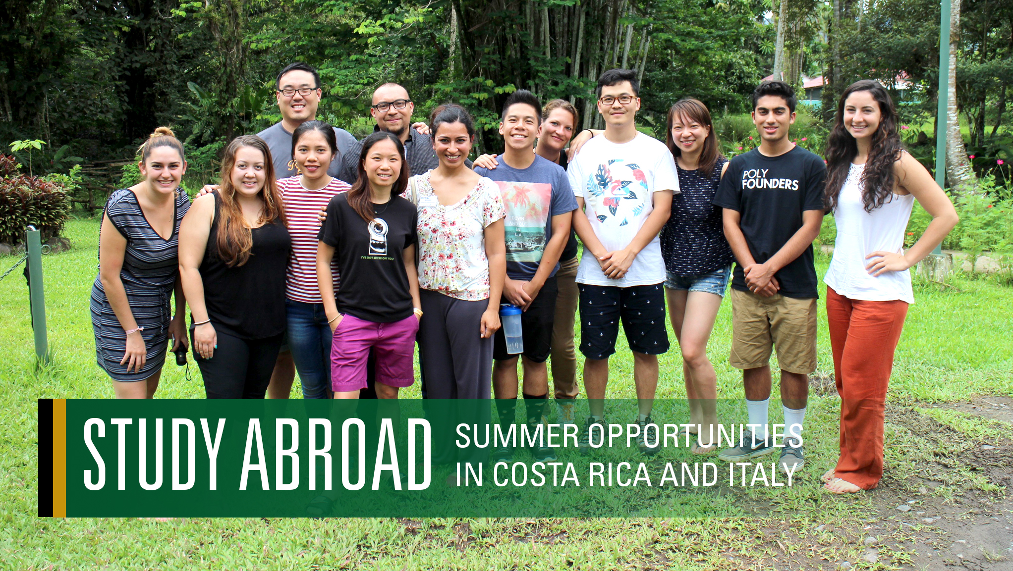 11 Students Spent 3 Weeks in Costa Rica for Sustainable Tourism Study Abroad