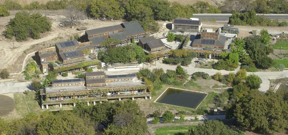 housing at the center for regenerative studies