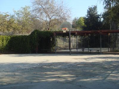 Recreation Basketball Court