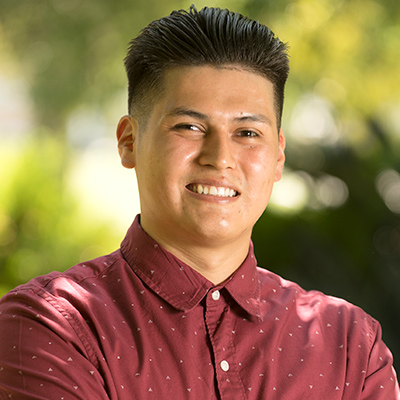 Headshot of Christopher Ornelas