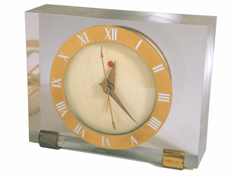 Airlux Electric Alarm Clock, Model 7H141.  navigate down for further details