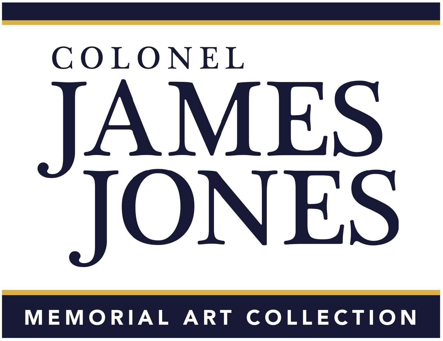 Colonel James Jones Memorial Art Collection