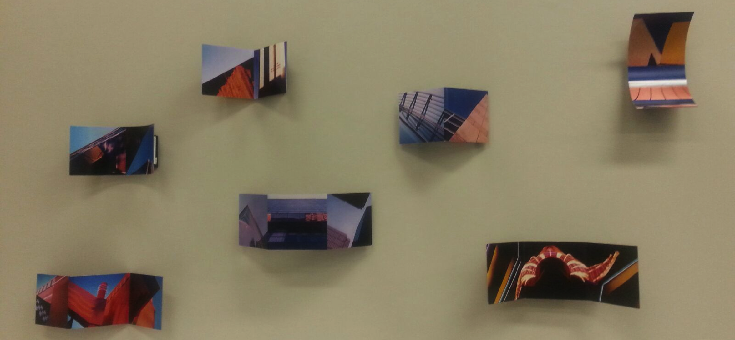 Thomas McGovern's New City Project Studies artwork.  navigate down for further details