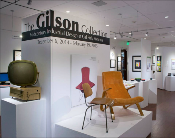 the gilson collection.  navigate down for further details