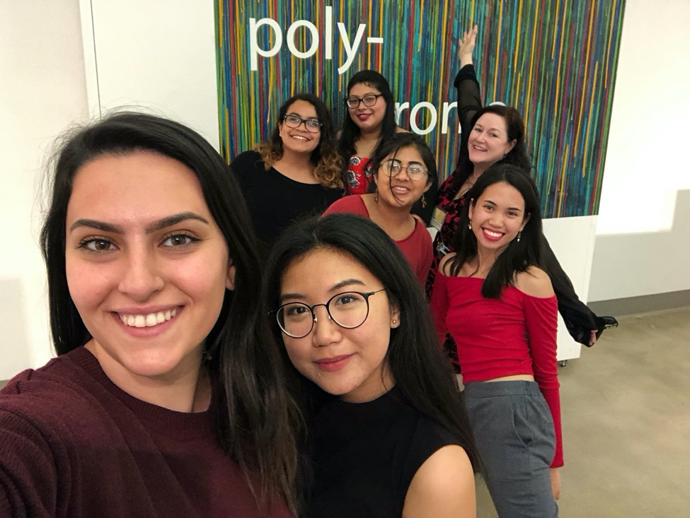 Gallery student assistants