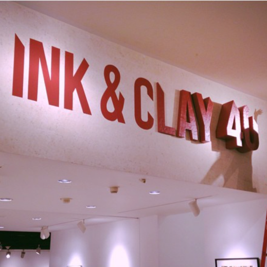 Ink and Clay 45