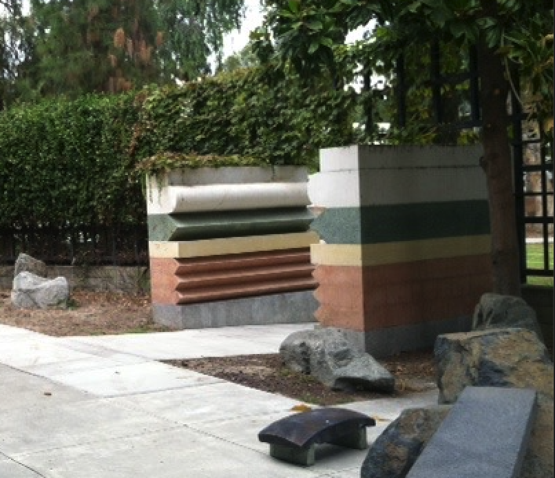 Photo of Entrance to the Kellogg University Art Gallery Building 35A