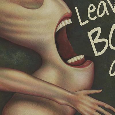 Canada  Anita Kunz    Leave My Body Alone, 2006  © Anita Kunz for RESIST Publication  Art Direction: Françoise Mouly and Nadja Spiegelman