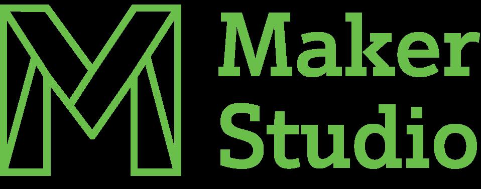 Maker Studio logo
