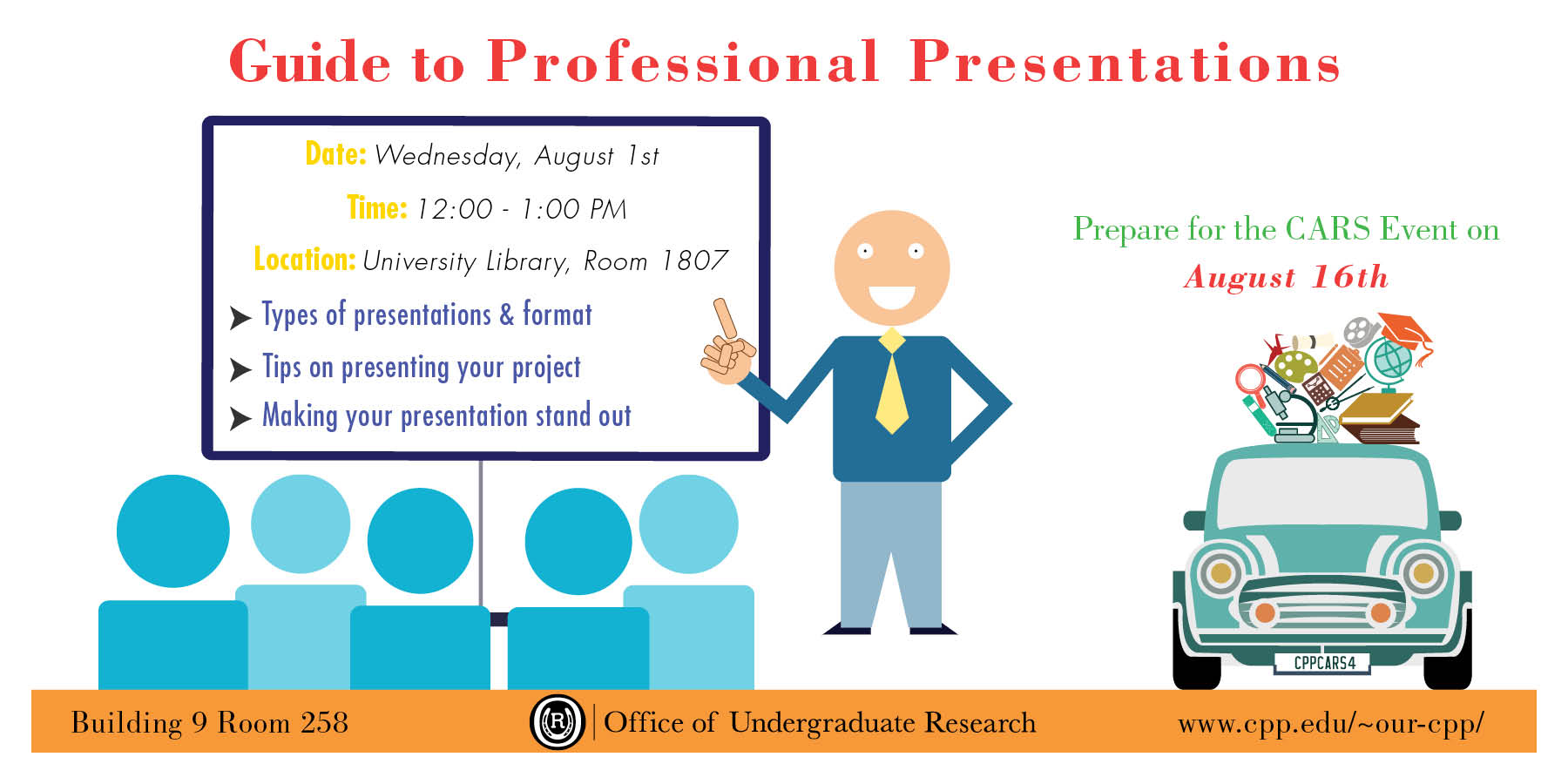 Guide to Professional Presentations