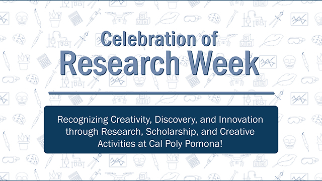 Celebration of Research Week banner