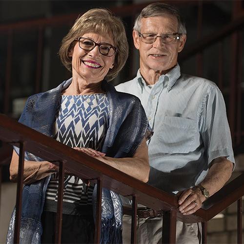 Steve and Marian Dodge