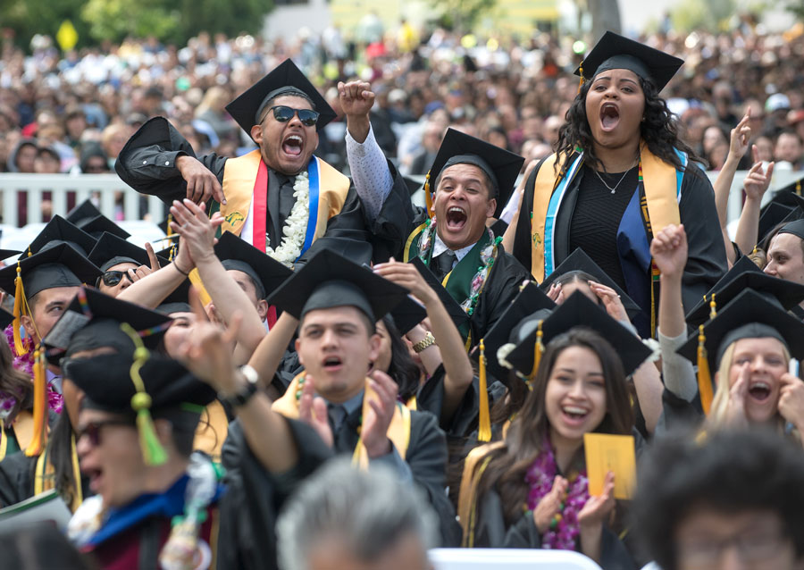 Cal State Fullerton Graduation 2020.2020 College Of Science Commencement