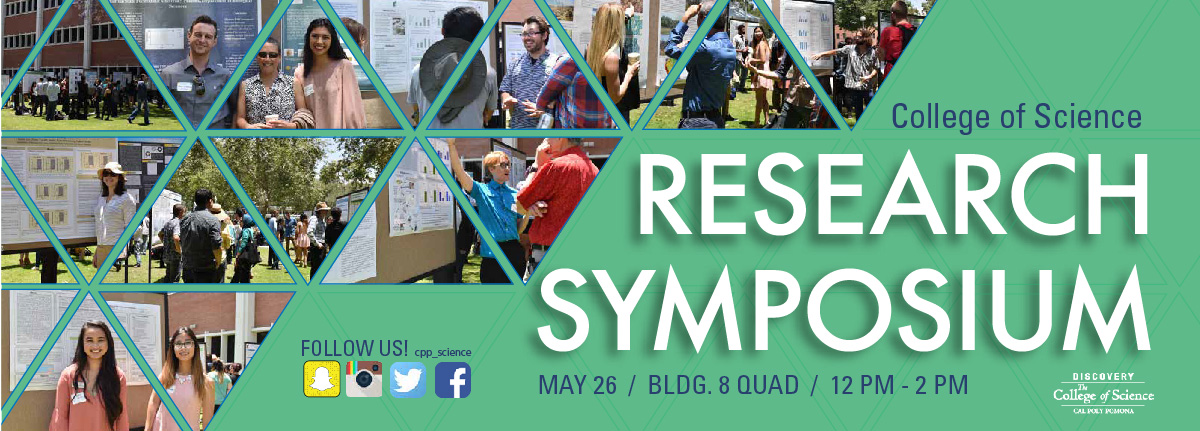 Poster Submission Deadline: May 12