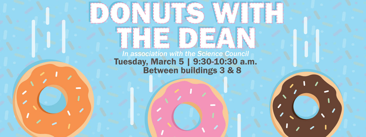 Donuts with the Dean 3-5-19