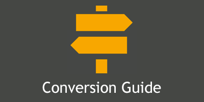conversion guide