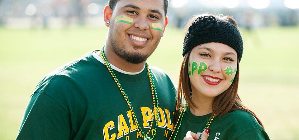 Image result for cal poly pomona school spirit