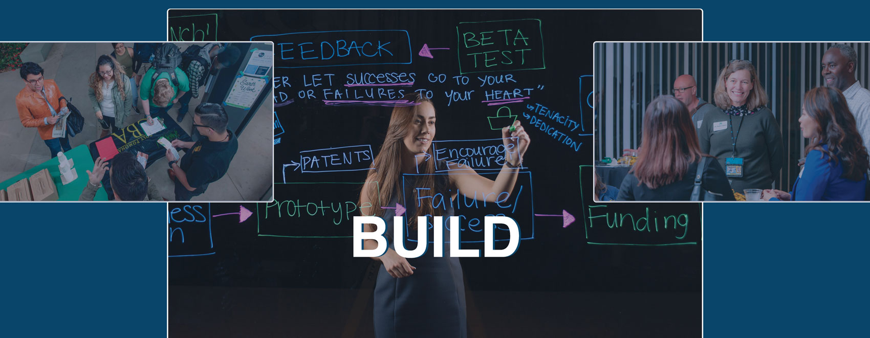 Build a Future with the CBA
