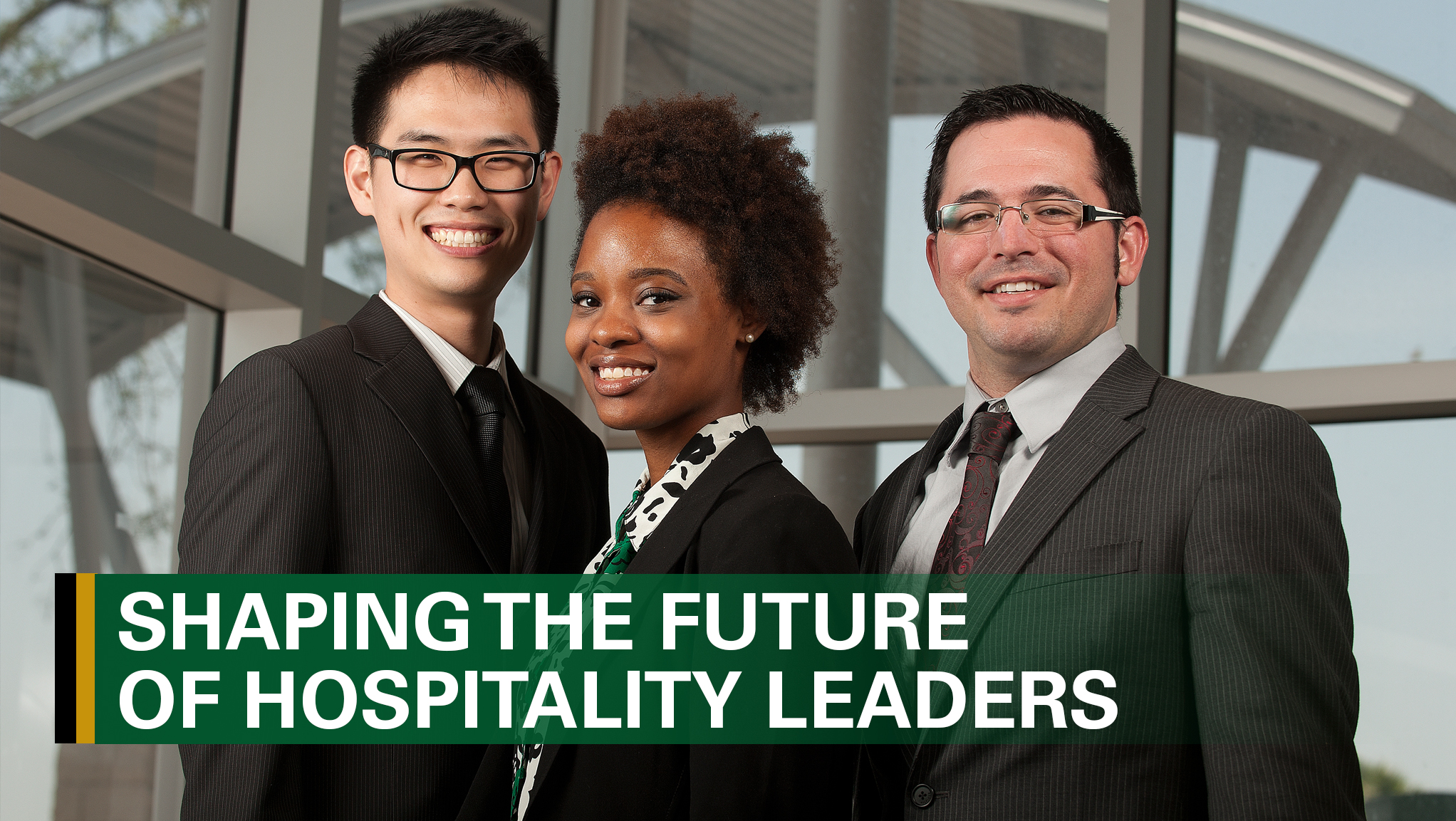 Shaping the future of hospitality leaders
