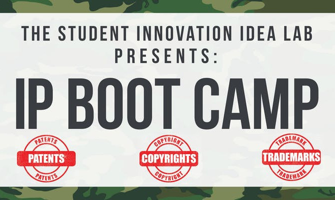 Intellectual Property Boot Camp