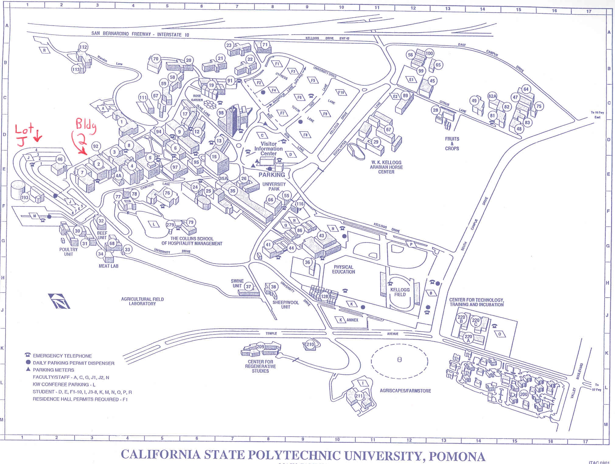 cpp campus map adriftskateshop