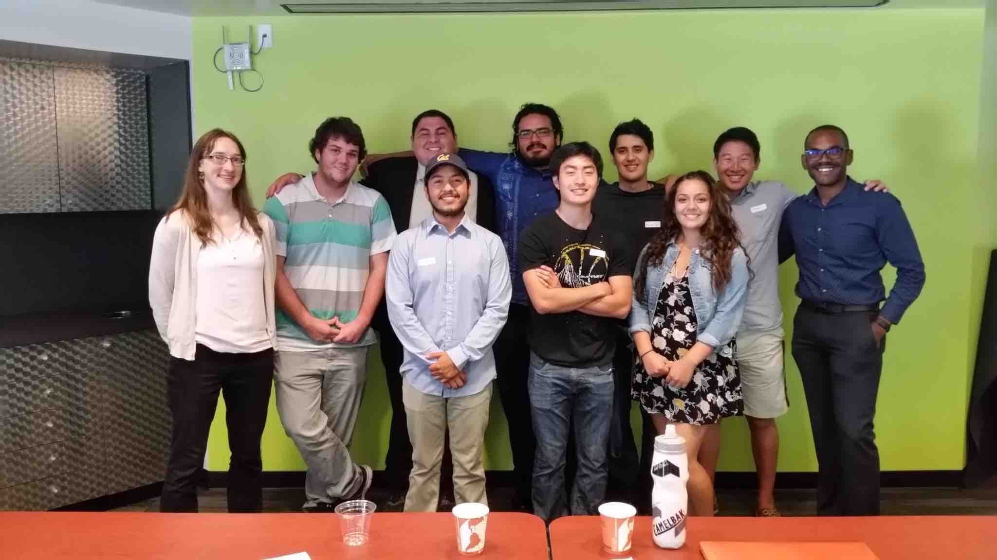 Stieber lab the first pomona undergraduate inorganic chemistry symposium 2016 at cal poly pomona with the ball group from pomona college publicscrutiny Images