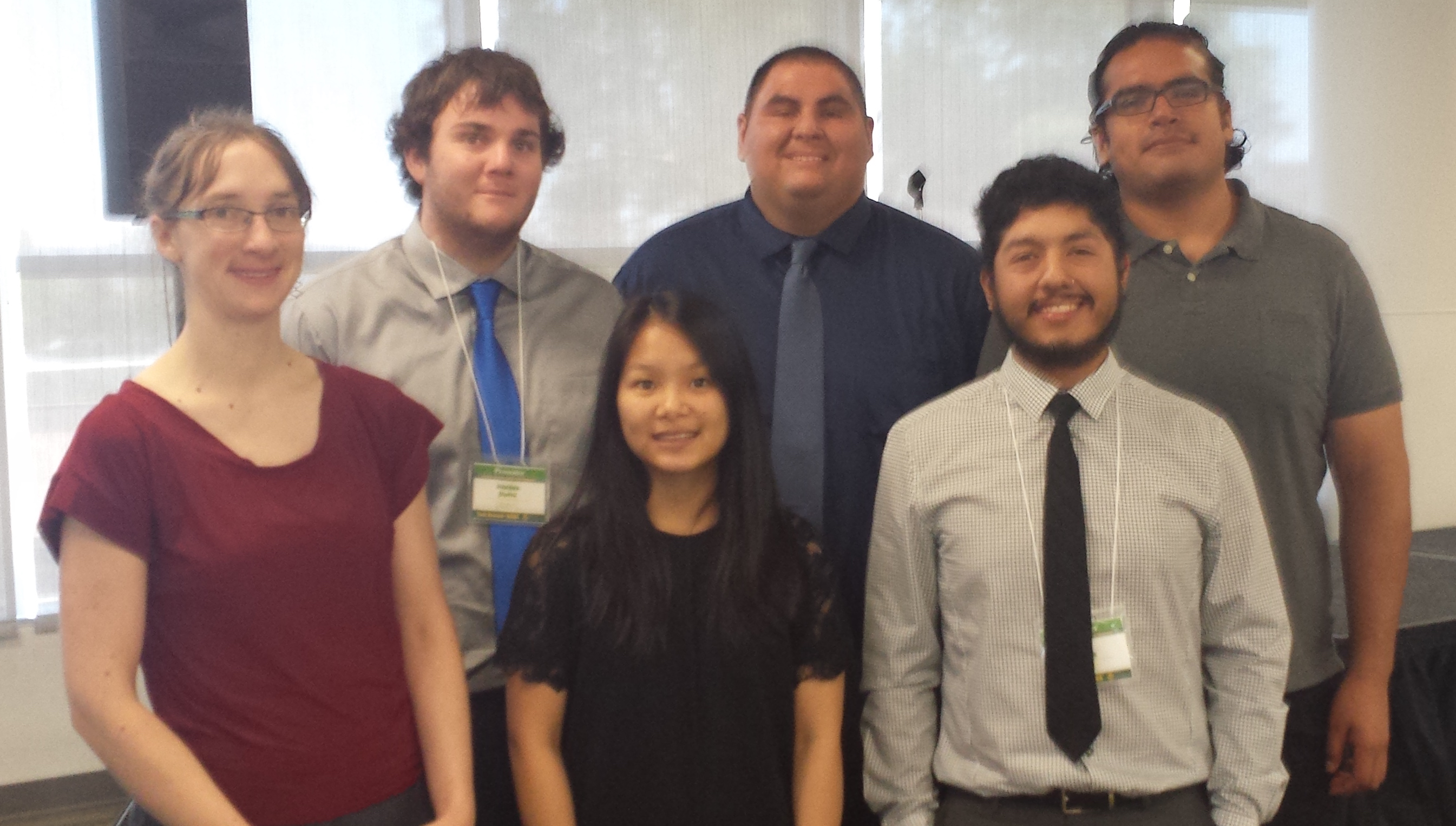Stieber lab the group presents posters and talks at the 2016 summer research and creative activities rsca conference at cal poly pomona publicscrutiny Images